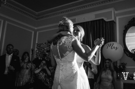 Sharon and Verity Wedding A1055