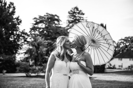 Sharon and Verity Wedding A216